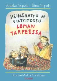 Heinähattu ja Vilttitossu loman tarpeessa (Tammi 1992)