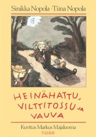 Heinähattu, Vilttitossu ja vauva (Tammi 1990)