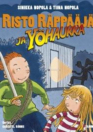 Risto Räppääjä ja yöhaukka (Tammi 2015)