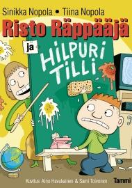 Risto Räppääjä ja Hilpuri Tilli (Tammi 2004)