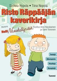 Risto Räppääjän kaverikirja (Tammi 2008)
