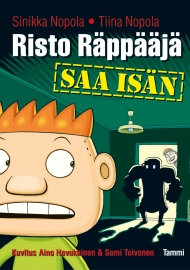 Risto Räppääjä saa isän (Tammi 2011)