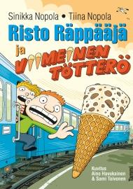 Ricky Rapper and the Last Ice Cream Cone (Tammi 2007)