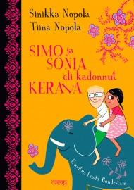 Simo ja Sonia eli kadonnut Kerala (WSOY 2009)