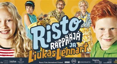 Risto Räppääjä ja Liukas Lennart -elokuva