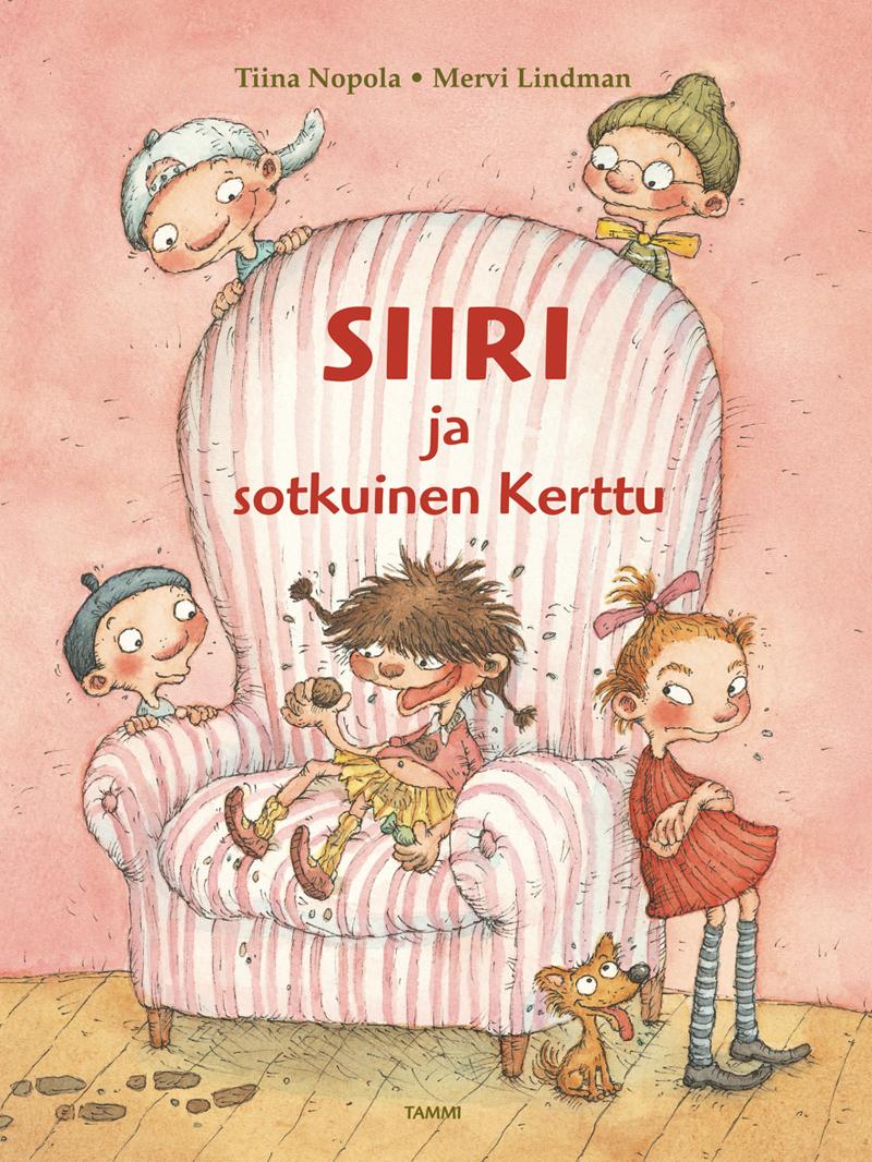 Siiri ja sotkuinen Kerttu Helsingin Kaupunginteatterissa 8.1.2015