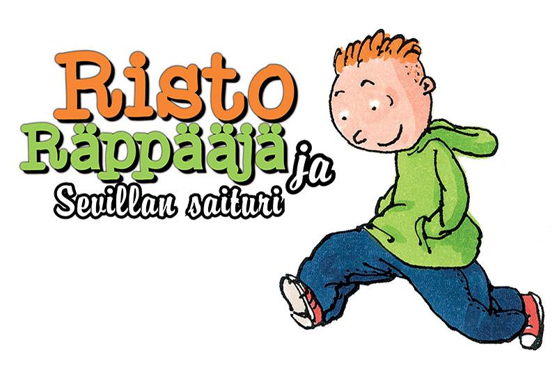 Risto Räppääjä ja Sevillan saituri Tampereen komediateatterissa, ensi-ilta 10.5.2016