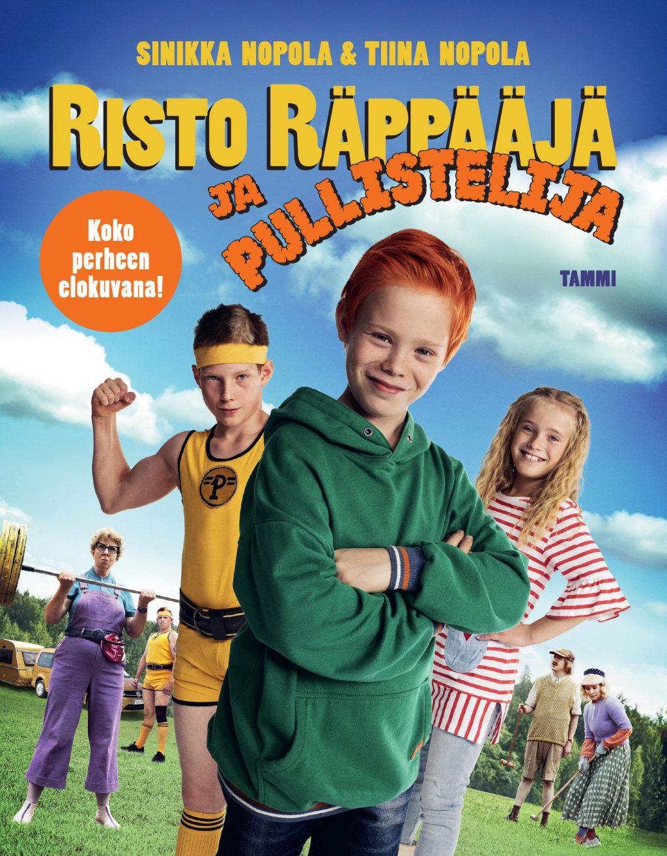 Risto Räppääjä ja Pullistelija -elokuva